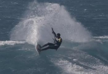 News video: This Land is Your Land by Paulino Pereira - Pro-Kitesurfer