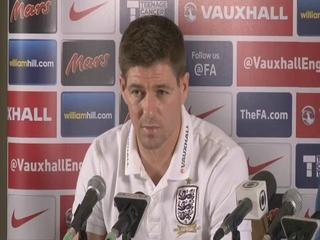 News video: Steven Gerrard praises psychologist Dr Steven Peters