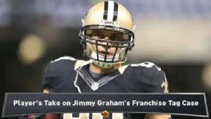 News video: Greg Olsen Talks Jimmy Graham's Case