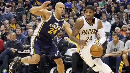 News video: Pacers Top Jazz for Fifth Straight Win