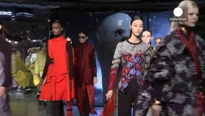 News video: Stella McCartney goes sporty, Raf Simons gets colourful, Lynch inspires Kenzo in Paris