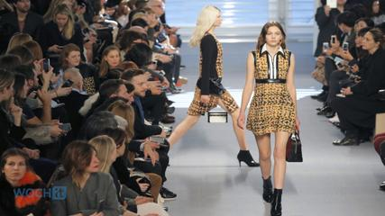News video: Front Row At Louis Vuitton