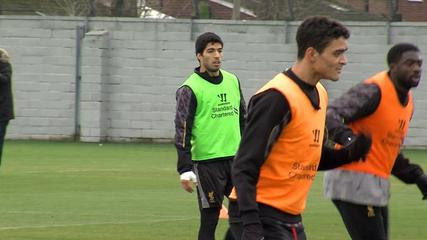 News video: Champions League not vital for Suarez