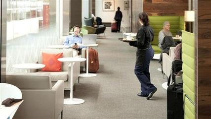 News video: The Emerging Airline Lounge Wars