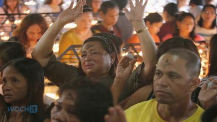 News video: AP PHOTOS: Ash Wednesday Celebrated Worldwide